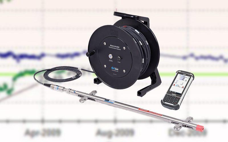 Inclinometer Data Reduction Software