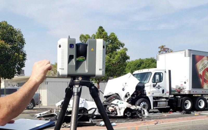 Olah TKP dengan 3D Laser Scanner
