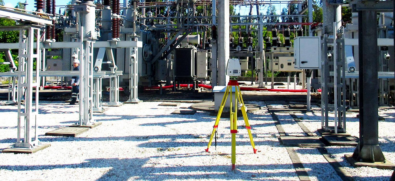 3d laser scanner, jasa 3d laser scanning, jual 3d laser scanner, alat survey, renovasi gardu listrik