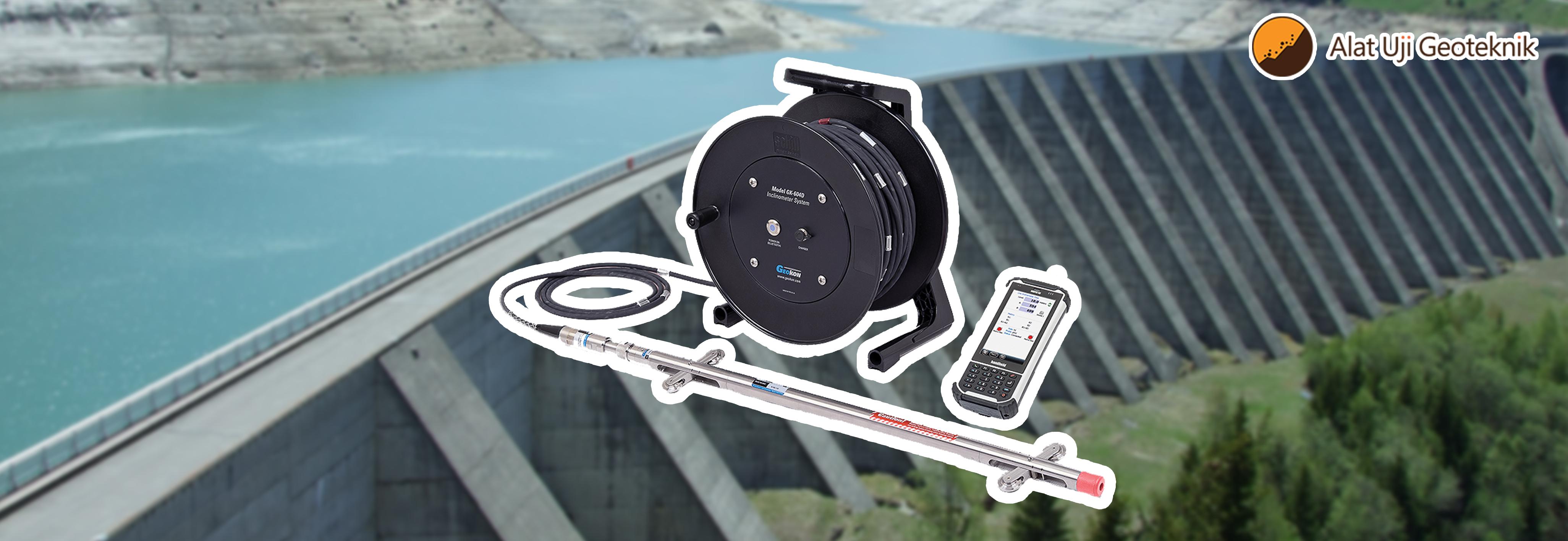 digital inclinometer system