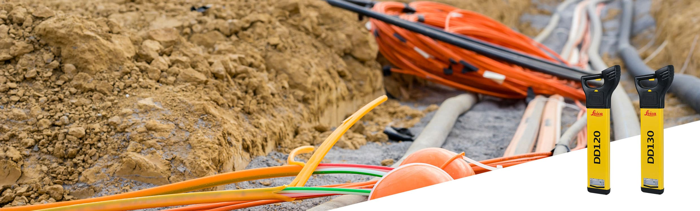 cable locator, jual cable locator, alat pendeteksi kabel, leica dd100 series