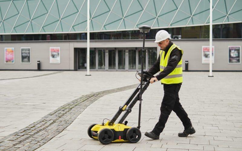 Ground Penetrating Radar, Untuk Sistem Kota yang Lebih Baik